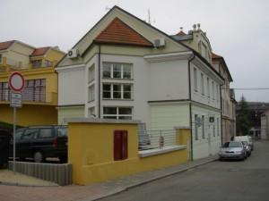 Budova MP Litoměřice (Zahradnická)